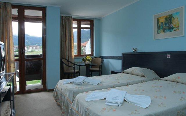 Отель Glazne Hotel Болгария, Банско - отзывы, цены и фото номеров - забронировать отель Glazne Hotel онлайн комната для гостей