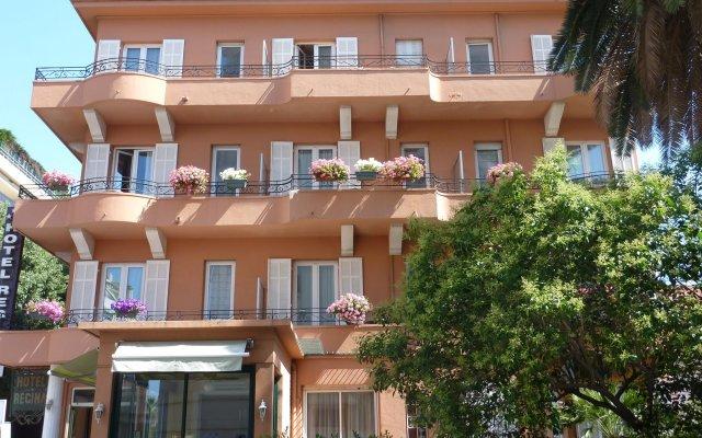 Отель Regina вид на фасад