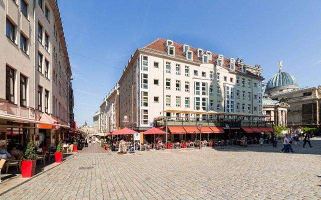 Отель Aparthotel Münzgasse вид на фасад