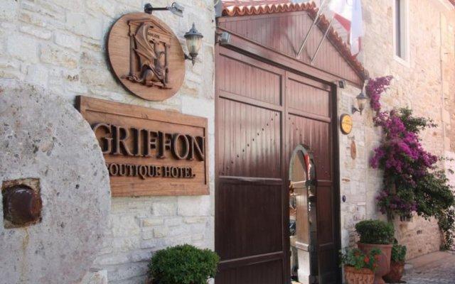 Griffon Hotel Турция, Helvaci - отзывы, цены и фото номеров - забронировать отель Griffon Hotel онлайн вид на фасад