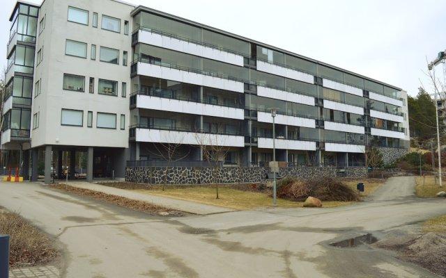 Отель Avia Suites Aviapolis 1 Финляндия, Вантаа - отзывы, цены и фото номеров - забронировать отель Avia Suites Aviapolis 1 онлайн вид на фасад