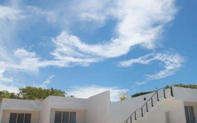 Отель Anilana Nilaveli вид на фасад