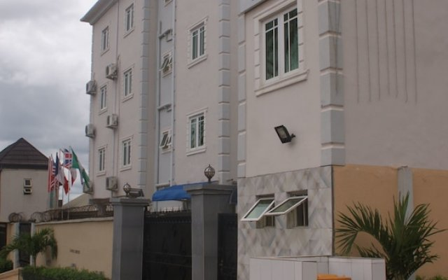 Отель Procare Suites and Resort Limited вид на фасад