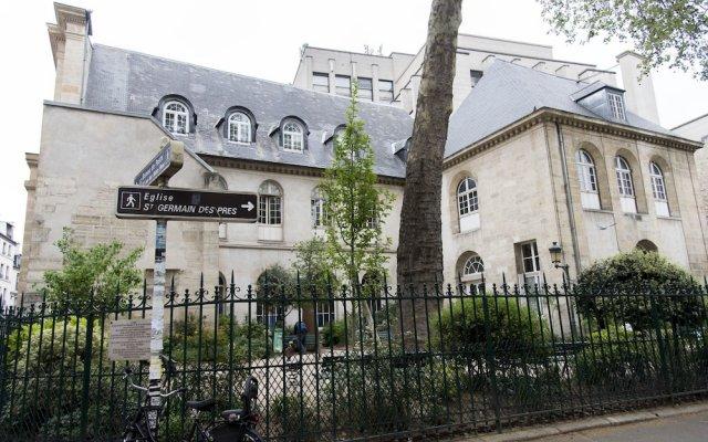 Отель Heart of Saint Germain вид на фасад