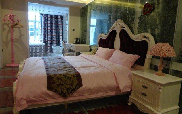 Отель Xiamen Alice Theme Hotel Китай, Сямынь - отзывы, цены и фото номеров - забронировать отель Xiamen Alice Theme Hotel онлайн комната для гостей