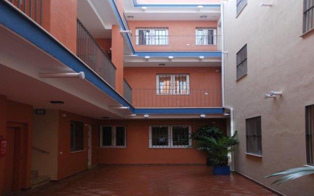 Apartamentos Metrópolis Sevilla