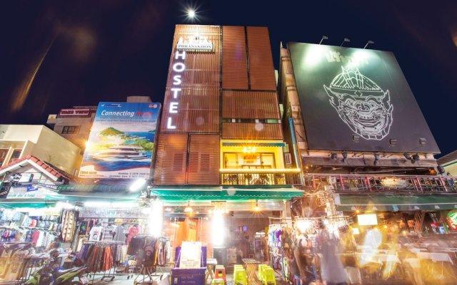 Отель Phranakhon Hostel Таиланд, Бангкок - отзывы, цены и фото номеров - забронировать отель Phranakhon Hostel онлайн вид на фасад