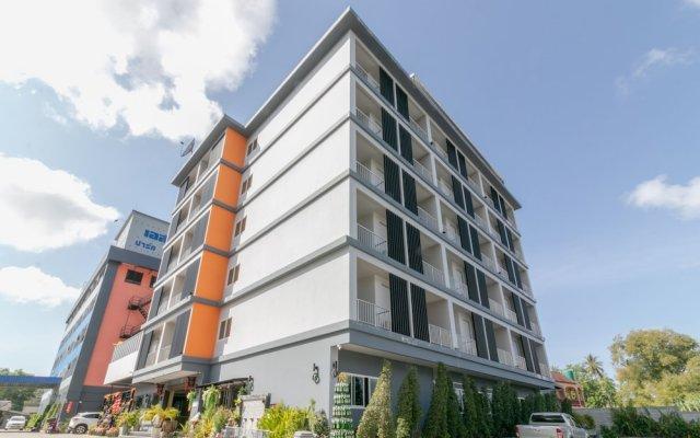 Отель Carpio Hotel Phuket Таиланд, Пхукет - отзывы, цены и фото номеров - забронировать отель Carpio Hotel Phuket онлайн вид на фасад