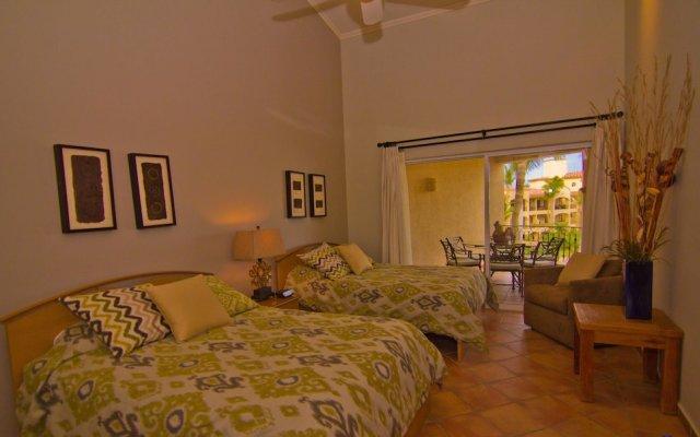 Отель Las Mananitas LM C308 3 Bedroom Condo By Seaside Los Cabos комната для гостей
