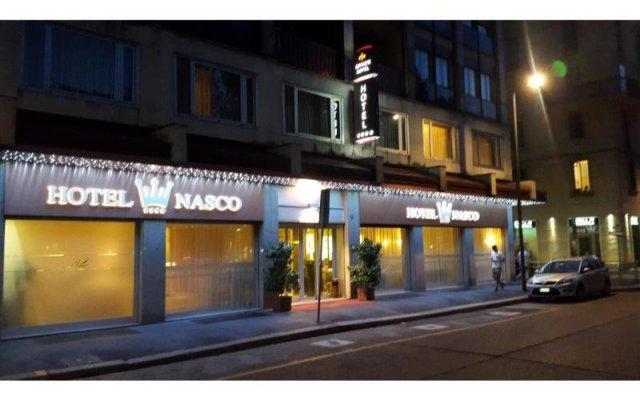 Отель The Originals Milan Nasco (ex Qualys-Hotel) Италия, Милан - 1 отзыв об отеле, цены и фото номеров - забронировать отель The Originals Milan Nasco (ex Qualys-Hotel) онлайн вид на фасад