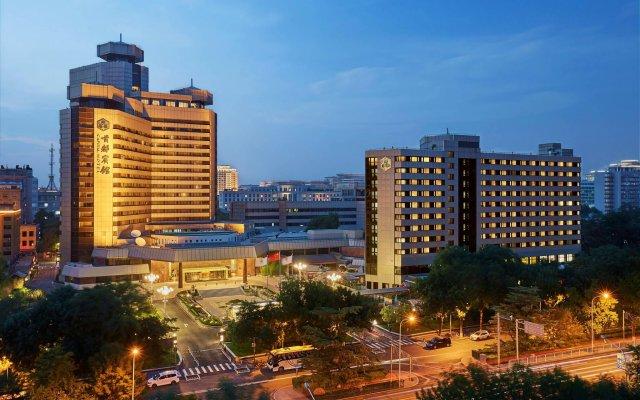 Отель Capital Hotel Китай, Пекин - 8 отзывов об отеле, цены и фото номеров - забронировать отель Capital Hotel онлайн вид на фасад