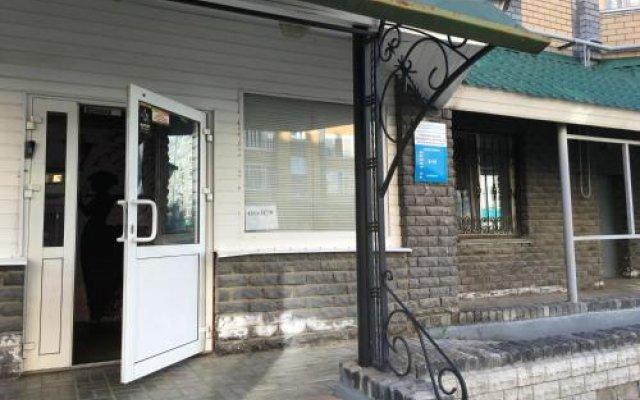Отель Жилые помещения Kvartal Univer Казань вид на фасад
