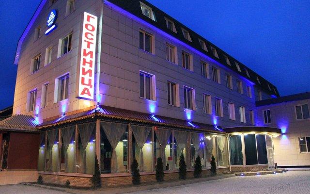 Гостиница Новокосино вид на фасад