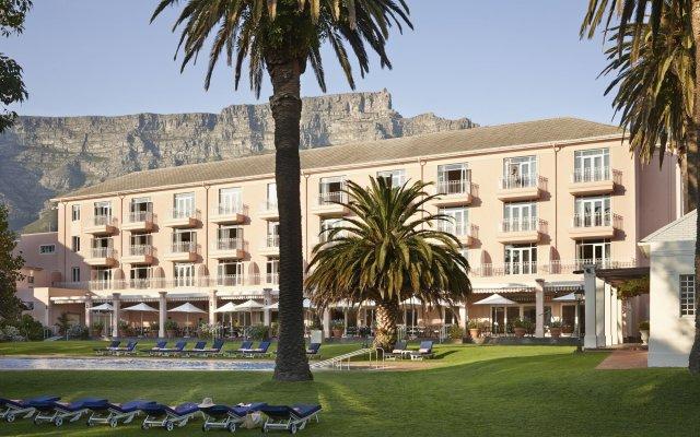 Belmond Mount Nelson Hotel вид на фасад