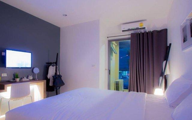 Апартаменты The Moonn Apartment комната для гостей