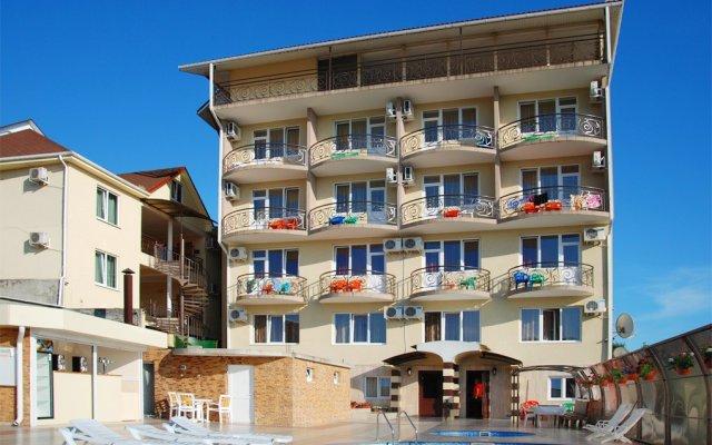 Гостиница Даниэль в Сочи 2 отзыва об отеле, цены и фото номеров - забронировать гостиницу Даниэль онлайн