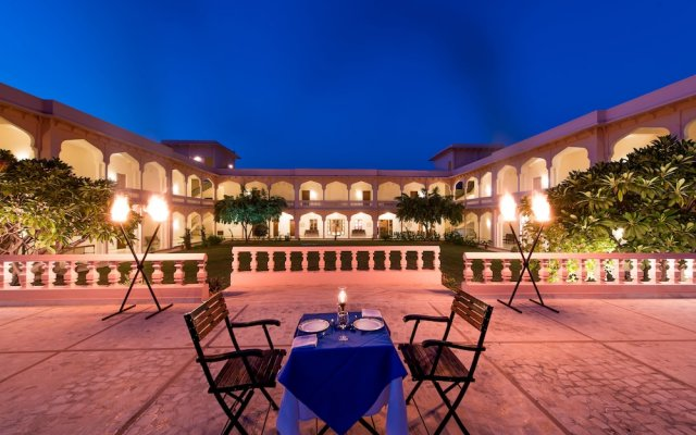 Hotel Dev Vilas in Sawai Madhopur, India from 72$, photos, reviews - zenhotels.com meals