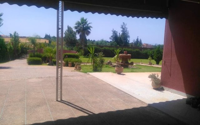 House With 4 Bedrooms in Fes, With Wonderful Mountain View, Private Pool, Enclosed Garden