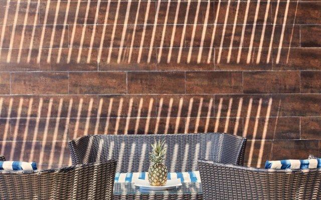 Отель All Senses Nautica Blue Exclusive Resort & Spa-All Inclusive вид на фасад