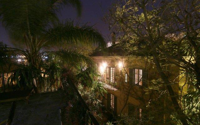 Отель Mimi Calpe Марокко, Танжер - отзывы, цены и фото номеров - забронировать отель Mimi Calpe онлайн вид на фасад