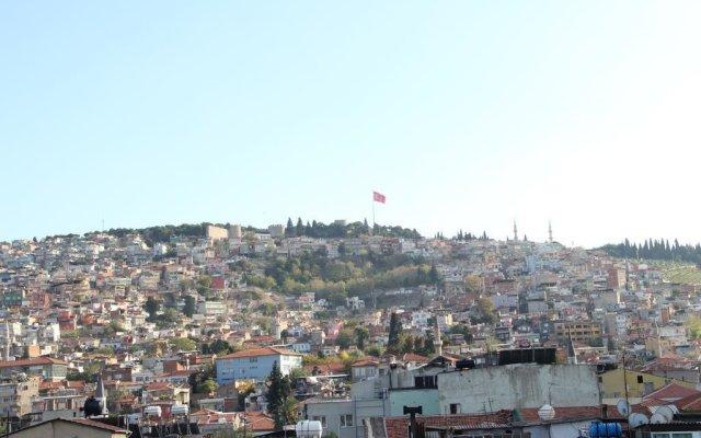 Nil & Alav Hotel Турция, Измир - отзывы, цены и фото номеров - забронировать отель Nil & Alav Hotel онлайн балкон