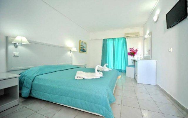 Отель Palm Beach Hotel - Adults only Греция, Кос - отзывы, цены и фото номеров - забронировать отель Palm Beach Hotel - Adults only онлайн комната для гостей