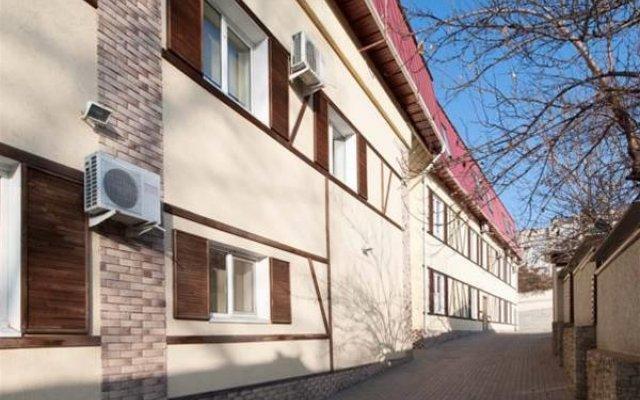 Гостиница Империал в Саратове 3 отзыва об отеле, цены и фото номеров - забронировать гостиницу Империал онлайн Саратов вид на фасад