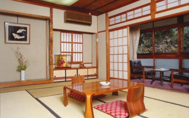Отель Motoyu Arimaya Япония, Айдзувакамацу - отзывы, цены и фото номеров - забронировать отель Motoyu Arimaya онлайн комната для гостей