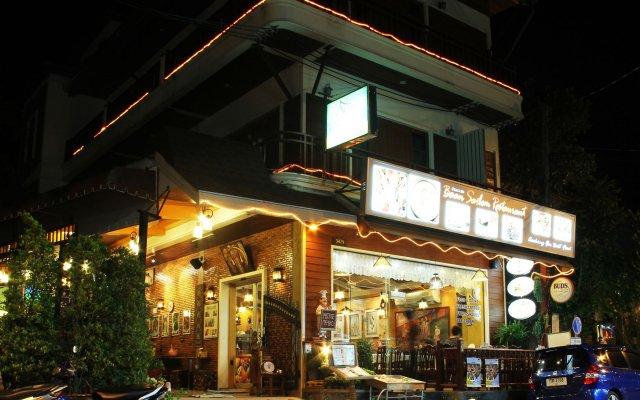 Baan Sailom Hotel Phuket вид на фасад