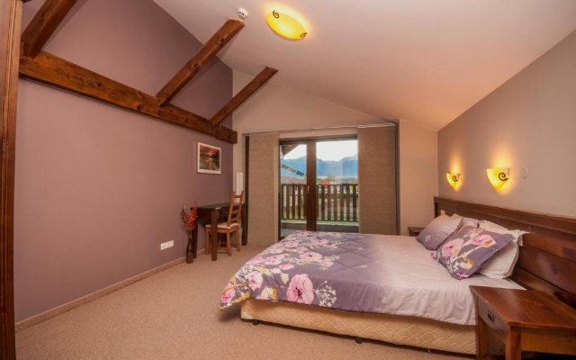 Отель Everest Chalet Банско комната для гостей