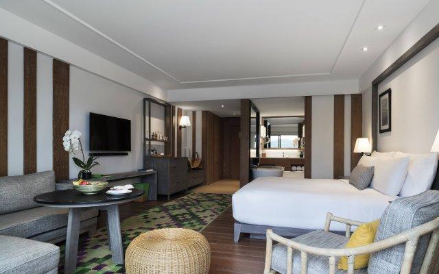 Отель The Nai Harn Phuket Пхукет комната для гостей