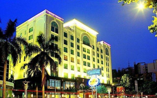 Foshan Shunde Grandlei Hotel вид на фасад