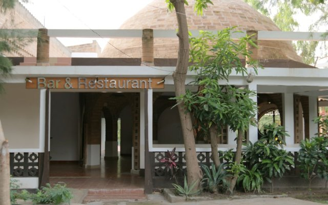 HYPOLINK Village in Kololi, Gambia from 71$, photos, reviews - zenhotels.com hotel front