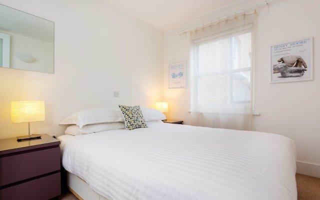 Отель Chic Liverpool Road комната для гостей