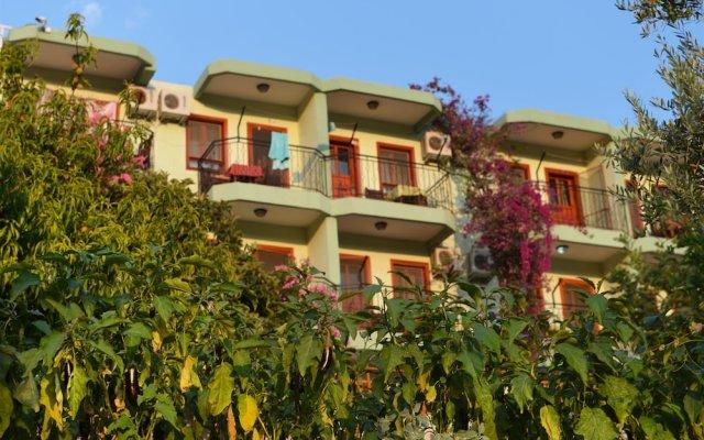 Patara Delfin Hotel Турция, Патара - отзывы, цены и фото номеров - забронировать отель Patara Delfin Hotel онлайн вид на фасад