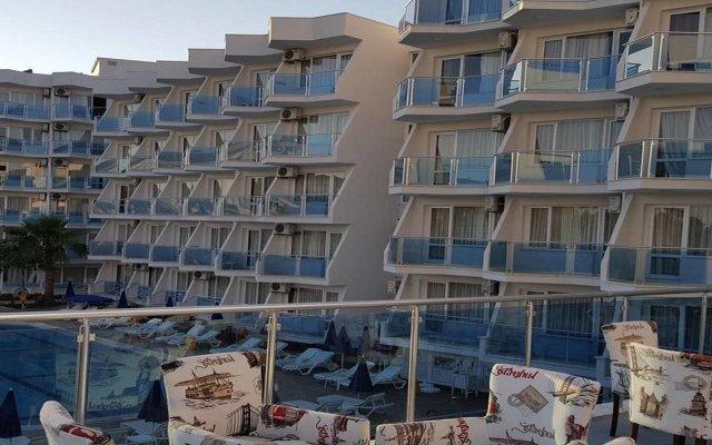 Отель Mysea Hotels Alara - All Inclusive вид на фасад