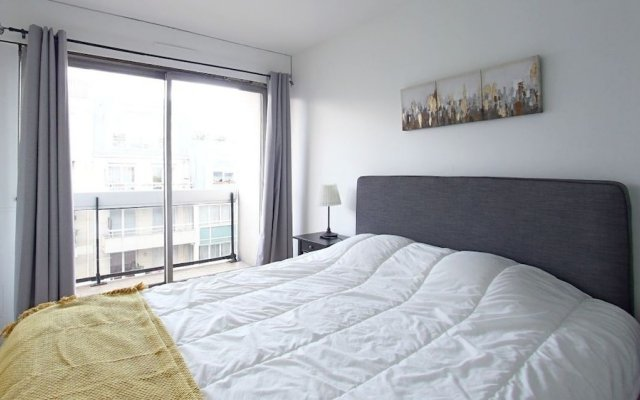 Отель 4 personnes appartement - Alésia Франция, Париж - отзывы, цены и фото номеров - забронировать отель 4 personnes appartement - Alésia онлайн комната для гостей
