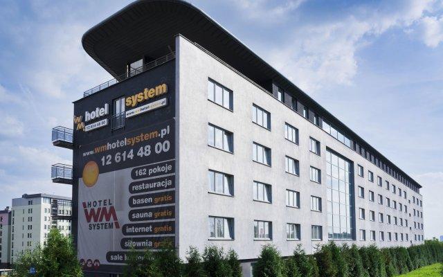 WM Hotel System Sp. z o.o. вид на фасад