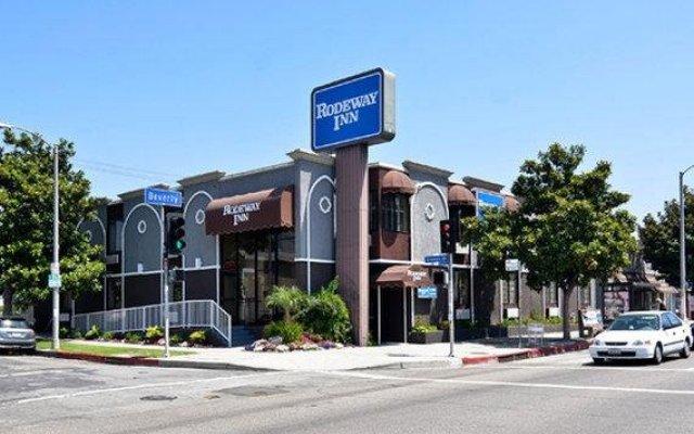 Отель SureStay Hotel by Best Western Beverly Hills West LA США, Лос-Анджелес - 8 отзывов об отеле, цены и фото номеров - забронировать отель SureStay Hotel by Best Western Beverly Hills West LA онлайн вид на фасад