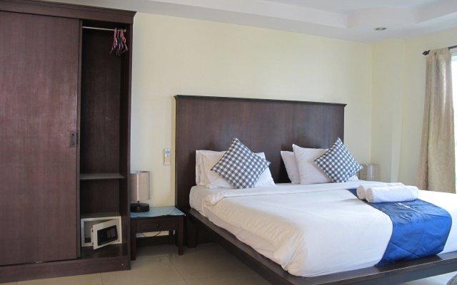 Отель Pius Place комната для гостей