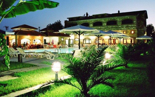 Belkon Турция, Денизяка - отзывы, цены и фото номеров - забронировать отель Belkon онлайн вид на фасад