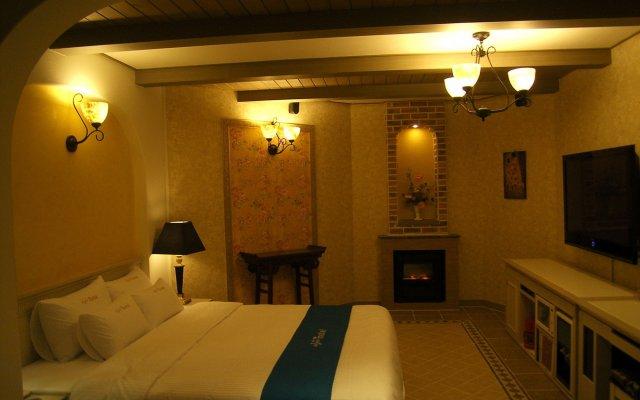 Hotel Won комната для гостей