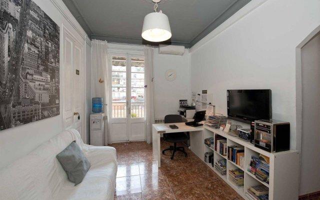 Отель Hostalet De Barcelona Барселона комната для гостей
