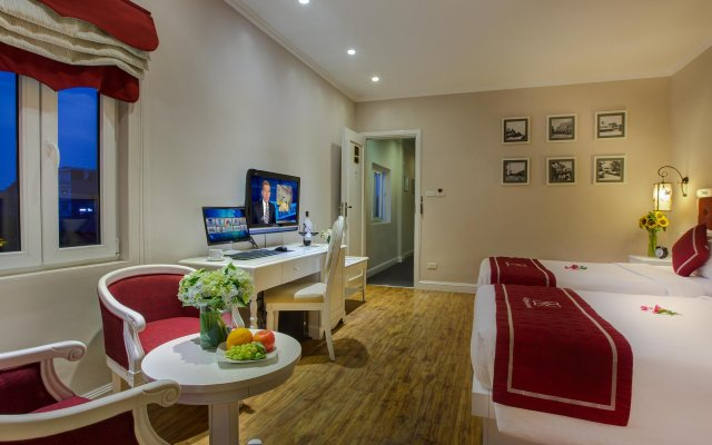 Отель Calypso Grand Hotel Вьетнам, Ханой - 1 отзыв об отеле, цены и фото номеров - забронировать отель Calypso Grand Hotel онлайн комната для гостей