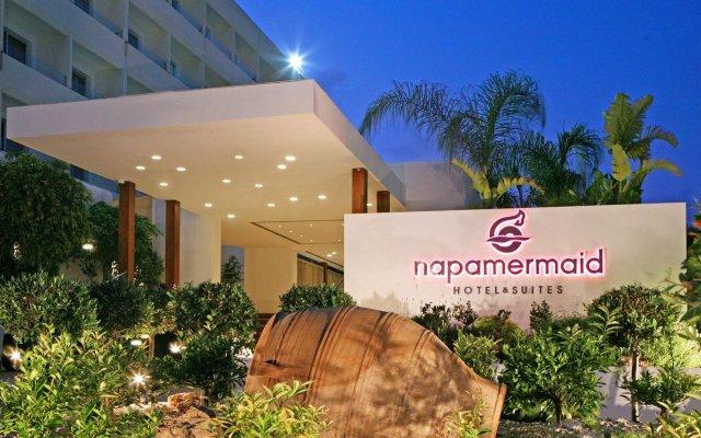 Отель NAPA MERMAID вид на фасад