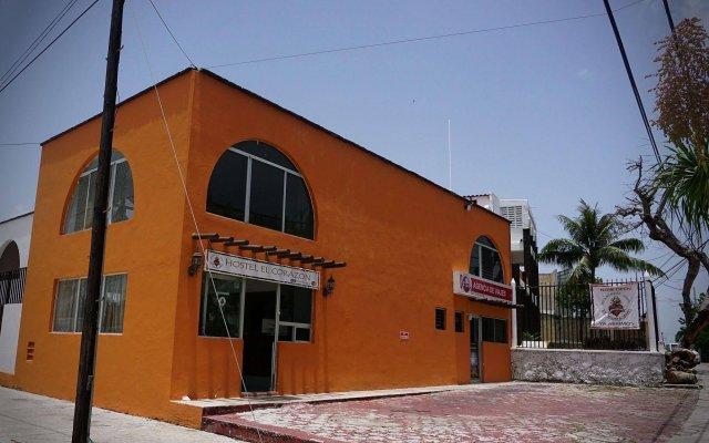 Отель Hostel El Corazon Мексика, Канкун - 1 отзыв об отеле, цены и фото номеров - забронировать отель Hostel El Corazon онлайн вид на фасад
