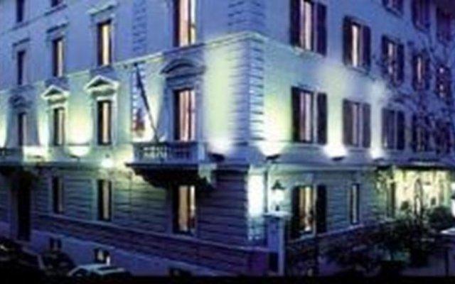 Hotel Desirèe вид на фасад