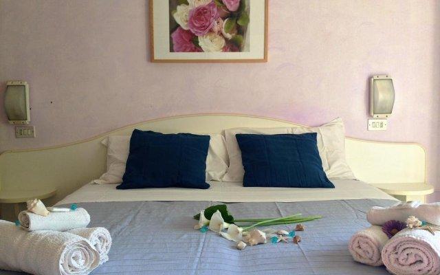 Отель Villa Giovanna Римини комната для гостей