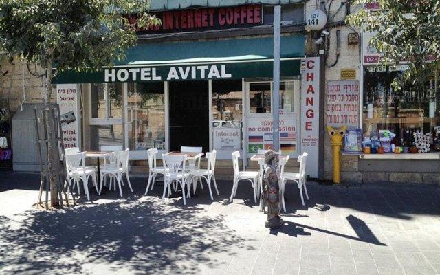 Beit Avital Apart-hotel Израиль, Иерусалим - отзывы, цены и фото номеров - забронировать отель Beit Avital Apart-hotel онлайн вид на фасад