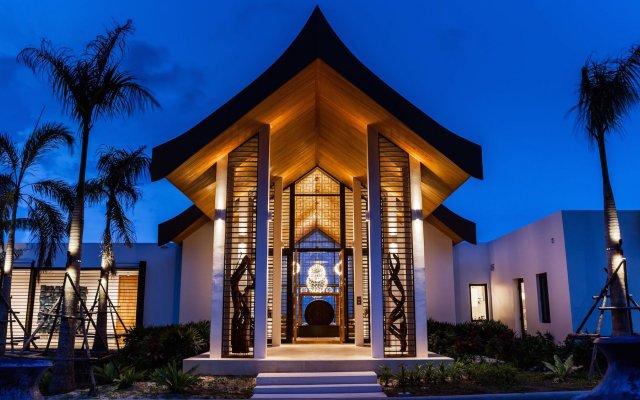 Отель Villa Amarapura вид на фасад